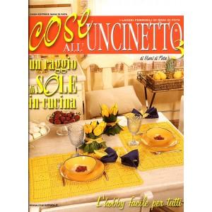 Mani di Fata Magazine - Crochet Thinghs n. 3