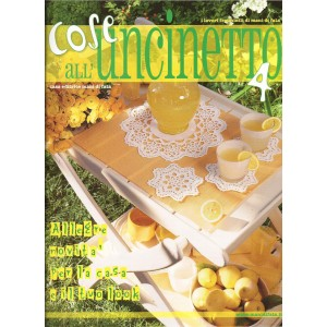 Mani di Fata Magazine - Crochet Thinghs n. 4