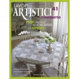 Mani di Fata Magazine - Crochet Artistic Works n. 41
