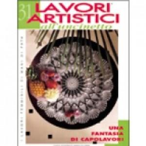 Mani di Fata Magazine - Crochet Artistic Works n. 31