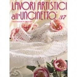 Rivista Mani di Fata - Lavori Artistici all'Uncinetto n. 37