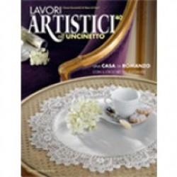 Mani di Fata Magazine - Crochet Artistic Works n. 40