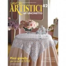 Revista de Ganchillo - Labores Artisticos de Ganchillo n. 42