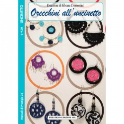 Rivista - Orecchini all'Uncinetto