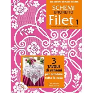 Uncinetto Filet n.1
