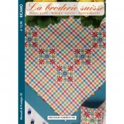 Embroidery Magazine - Gingham Checked 6