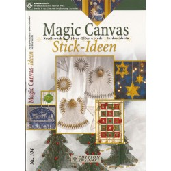 Embroidery Magazine - Magic Canvas - Needlwork Ideas 104