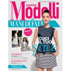 Mani di Fata Magazine - Sewing your Style with Paper Patterns