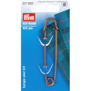 Prym - Kilt Pin, Brass