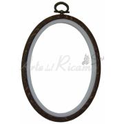 DMC Oval Flexi Hoops - 13,5 x 10 cm