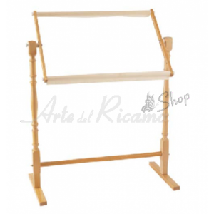 DMC - Beech Wood Standing Rotating Frame