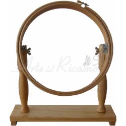 Meri - Wooden Embroidery Hoop