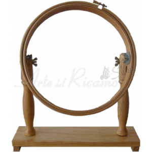 Meri - Wooden Embroidery Hoop