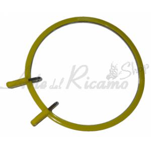 Meri - Circular Plastic Embroidery Hoop
