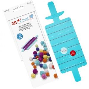 Prym - Kit per Pompon Mini