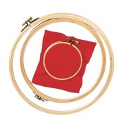 DMC - Wood Embroidery Hoop - 12,5 cm diameter