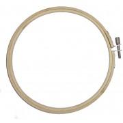 Wood Embroidery Hoop - 12 cm diameter