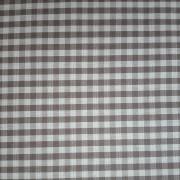 Checkered Fabric - Width 180 cm - Nut