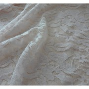 Lace Fabric - Color Cream