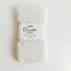 Stafil Plush Glitter - Tessuto Pelliccia d'Agnello