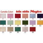 Tela Aida Magica - Magic Canvas