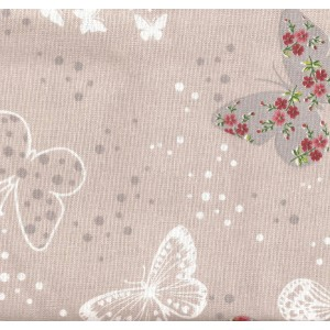 Butterfly Cotton Fabric