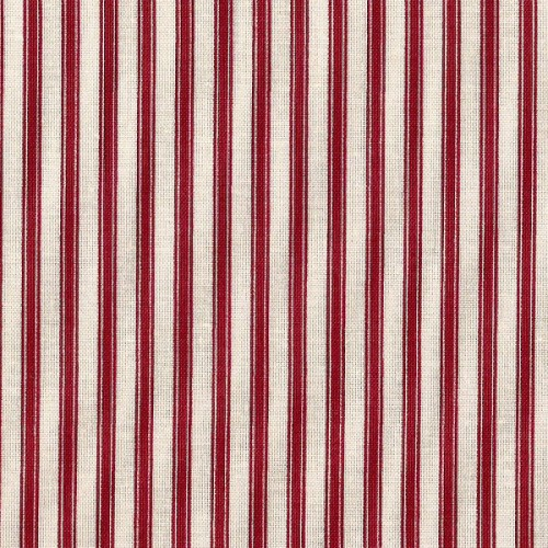 Tessuto Patchwork - Righe Rosse