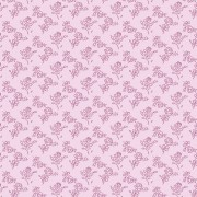 Pink Cotton Fabric - Little Roses