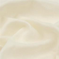 Tessuto in Pile Panna - Altezza 150 cm