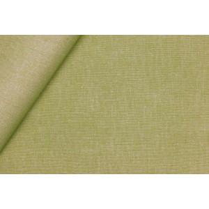 Tela de Algodón - Ancho 180 cm - Color Verde Kiwi