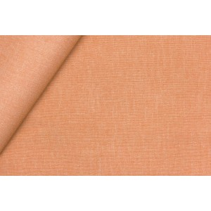 Tela de Algodón - Ancho 180 cm - Color Naranja