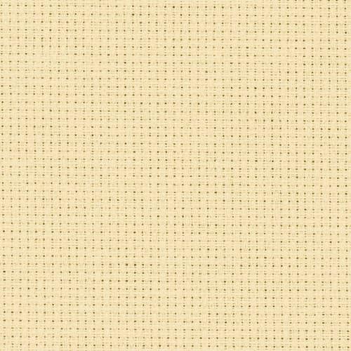 Tela Aida 55  - Altezza 180 cm - Colore Ecru