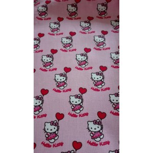Tessuto Patchwork - Hello Kitty
