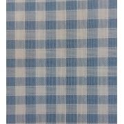 Rustichella Quadrettato 1x1 cm - Altezza 180 cm  - Celeste