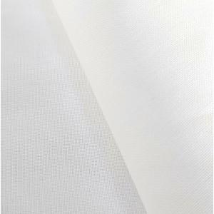 Rustichella Tejido de Algodon- Ancho 180 cm - Blanco