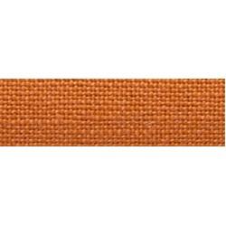 Garda Linen - 180 cm Width - Orange - Var. 484