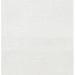 Pure Linen 212L - Width 180 cm - Pure White Color
