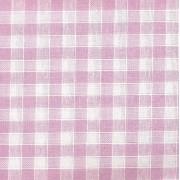Rustichella Tejido a Cuadros 1x1 cm - Ancho 180 cm - Color Lila 338