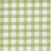 Rustichella Quadrettato 1x1 cm - Altezza 180 cm  - Colore 334 Verde Mela