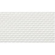 Aida Fabric Pure Cotton - Width 180 cm - White