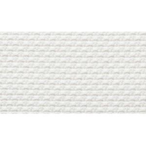 Tela Aida de Puro Algodon - Ancho 180 cm - Blanco
