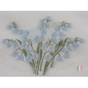 Graziano - Caraibi Cotton Linen - Lilies of the Valley,