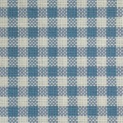 Colonia Cotton Square Fabric - Light Blue - 90x90cm