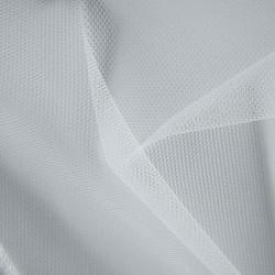 Tejido de tul blanco - Altura 300 cm