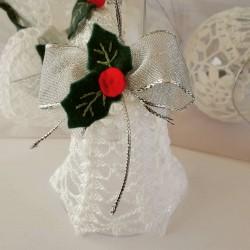 Christmas Crochet Bell