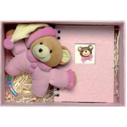 Set Baby - Frame with Bear Game