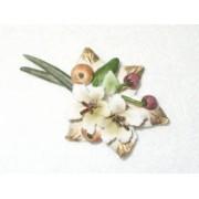 Ramo de Flores de Porcelana