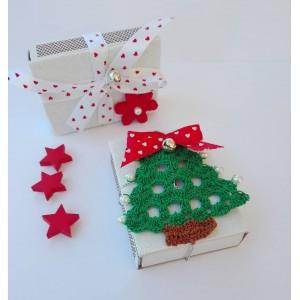 Caja de Cerillas - Arbol de Navidad