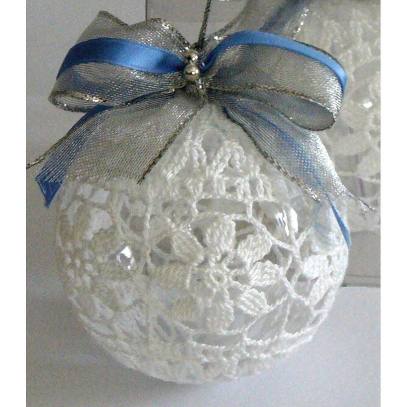 Famoso Palline Di Natale Uncinetto Schemi - Uncinetto Ideas LT56