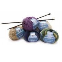 Lana Malla y Crochet